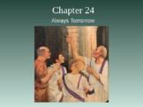Ecce Romani I Chapter 24 Vocabulary PowerPoint