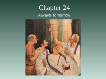 Ecce Romani I Chapter 24 Vocabulary PowerPoint