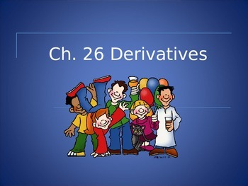 Ecce Romani I Chapter 26 Derivative PowerPoint