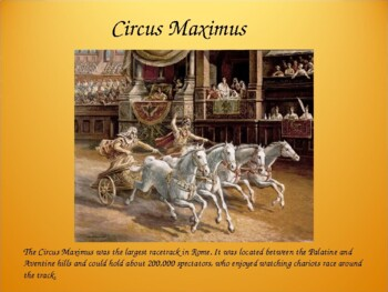Ecce Romani I Chapter 27 Vocabulary PowerPoint