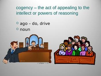 Ecce Romani II Ch. 30 Derivative PowerPoint