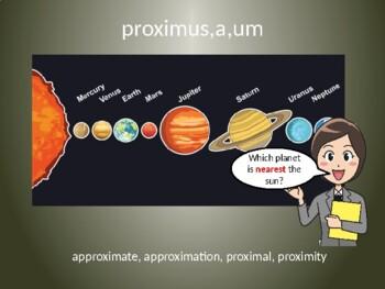 Ecce Romani II Ch. 33 Exercise C Vocabulary PowerPoint