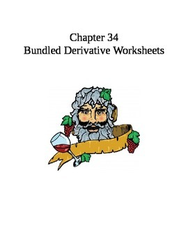Ecce Romani II Ch. 34 Bundled Derivative Worksheets