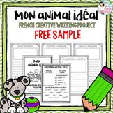 Échantillon: Mon animal idéal / My Ideal Pet SAMPLE