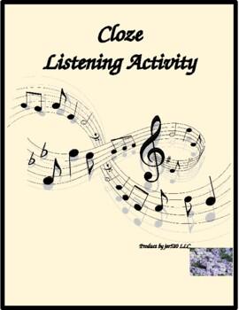 Échappé belle song by Beau Dommage Cloze Listening activity