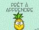 Échelle du comportement - Ananas