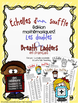 Échelles d'un souffle - Addition - Doubles (One Breath Ladders in French)