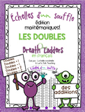 Échelles d'un souffle: Doubles +1, -1, +2, -2 (One Breath Ladders in French)