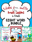 Échelles d'un souffle - Sight Word BUNDLE