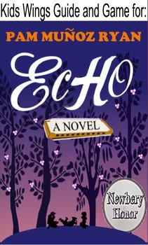 Echo, 2016 Newbery Honor Book, by Pam Munoz Ryan