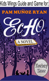 Echo, 2016 Newbery Honor Book, by Pam Munoz Ryan