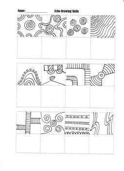 Echo Drawing Skills