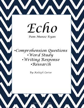 Echo Novel Study
