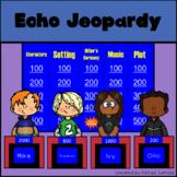 Echo by Pam Munoz Ryan Jeopardy