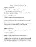 Echolocation Lesson Plan