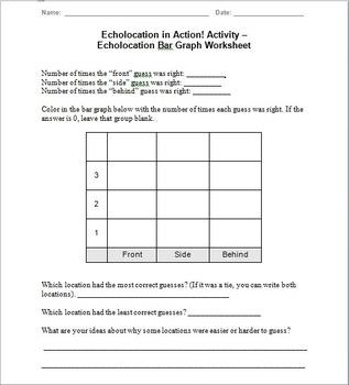 Echolocation Smart Notebook Activity