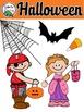Eclectic Clips Halloween and Dia de Muertos