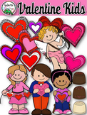 Eclectic Clips: Valentine Kids