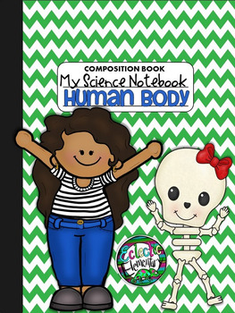 Eclectic Elementary Interactive Science Notebook:Human Body