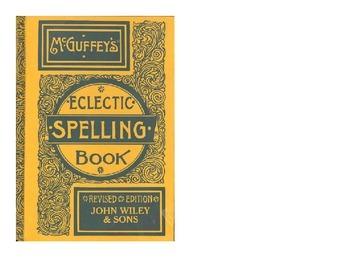Eclectic Spelling Book