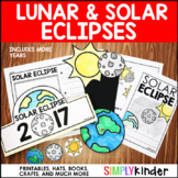 Eclipse Activities :  Lunar Eclipse & Solar Eclipse