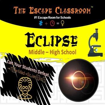Eclipse Escape Room    The Escape Classroom