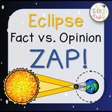 Eclipse Fact vs. Opinion ZAP!