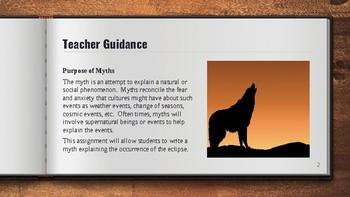Eclipse Myth Mini Project