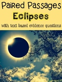 Eclipses Paired Passages with Text Based Evidence Questions