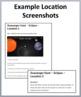 Eclipse - Solar and Lunar – A Digital, Device-Based Scavenger Hunt Activity