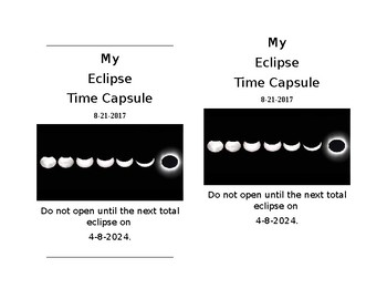 Eclipse Time Capsule