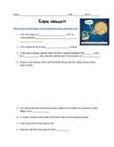 Eclipse Webquest