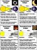 Lunar and Solar Eclipses Activity Foldable (Space Science/ Astronomy)