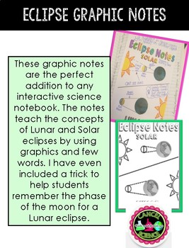 Eclipses Graphic Notes
