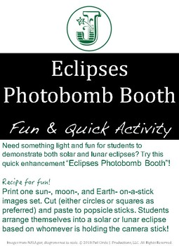 Eclipses Photobomb Booth!