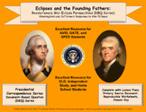 Eclipses and the Founding Fathers: Revolutionary War Eclip