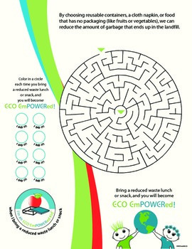 Eco Action Mazes