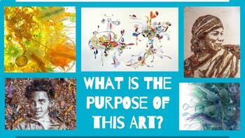Eco-Art Sculptures: Recycled Art Lesson Plan
