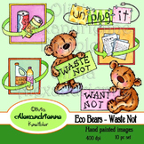 Eco Bears - Waste Not