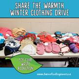 Eco Club / Eco Team - Share the Warmth Winter Clothing Dri