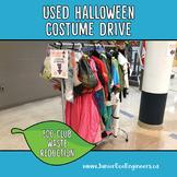 Eco Club / Eco Team - Used Halloween Costume Drive - Recyc