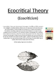 Eco-Critical Theory Definition
