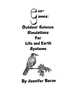 Eco-Games: Outdoor Science Simulations for Life and Earth Sciences