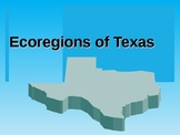 Eco-Regions of Texas PPT