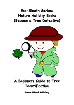 Eco-Sleuth Series: Nature Activity Books (Become a Tree Detective)