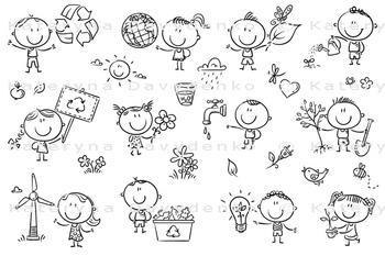 Eco kids set
