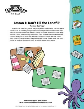 EcoBuddies: Don't Fill the Landfill!