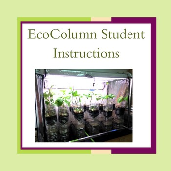 EcoColumn Directions with pictures