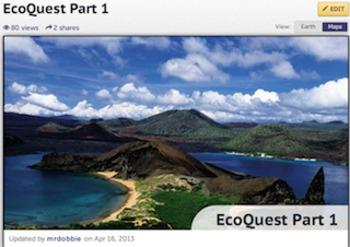 EcoQuest Documentary Activity