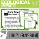 Ecological Impacts Science Escape Room